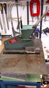 Gabro 2M2 Notching Guillotine