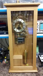 William Smith, Gearless Clock, Matthew Wilding, Hipp toggle