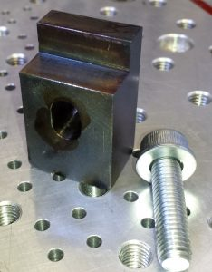 Tooling Clamp for milling table