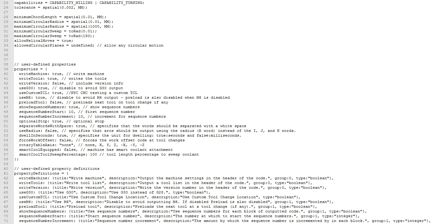 tormach, post processor, G53