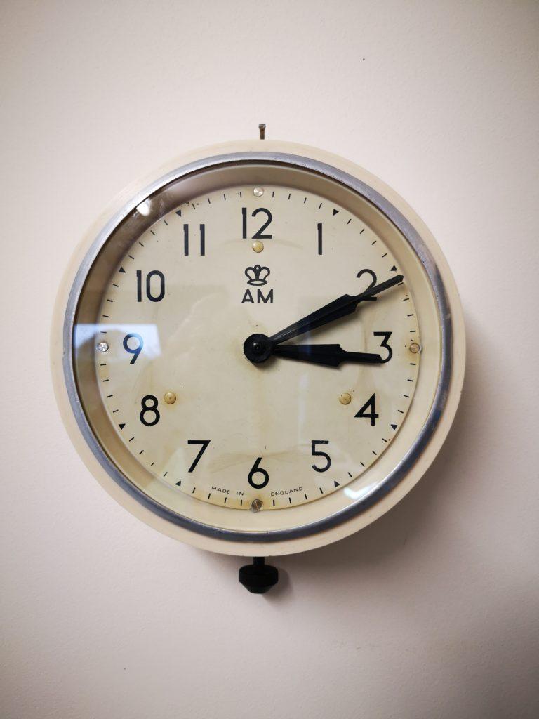 dcf clock mechanism in traditional clock