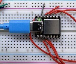 seeeduino xiao miniature arduino module