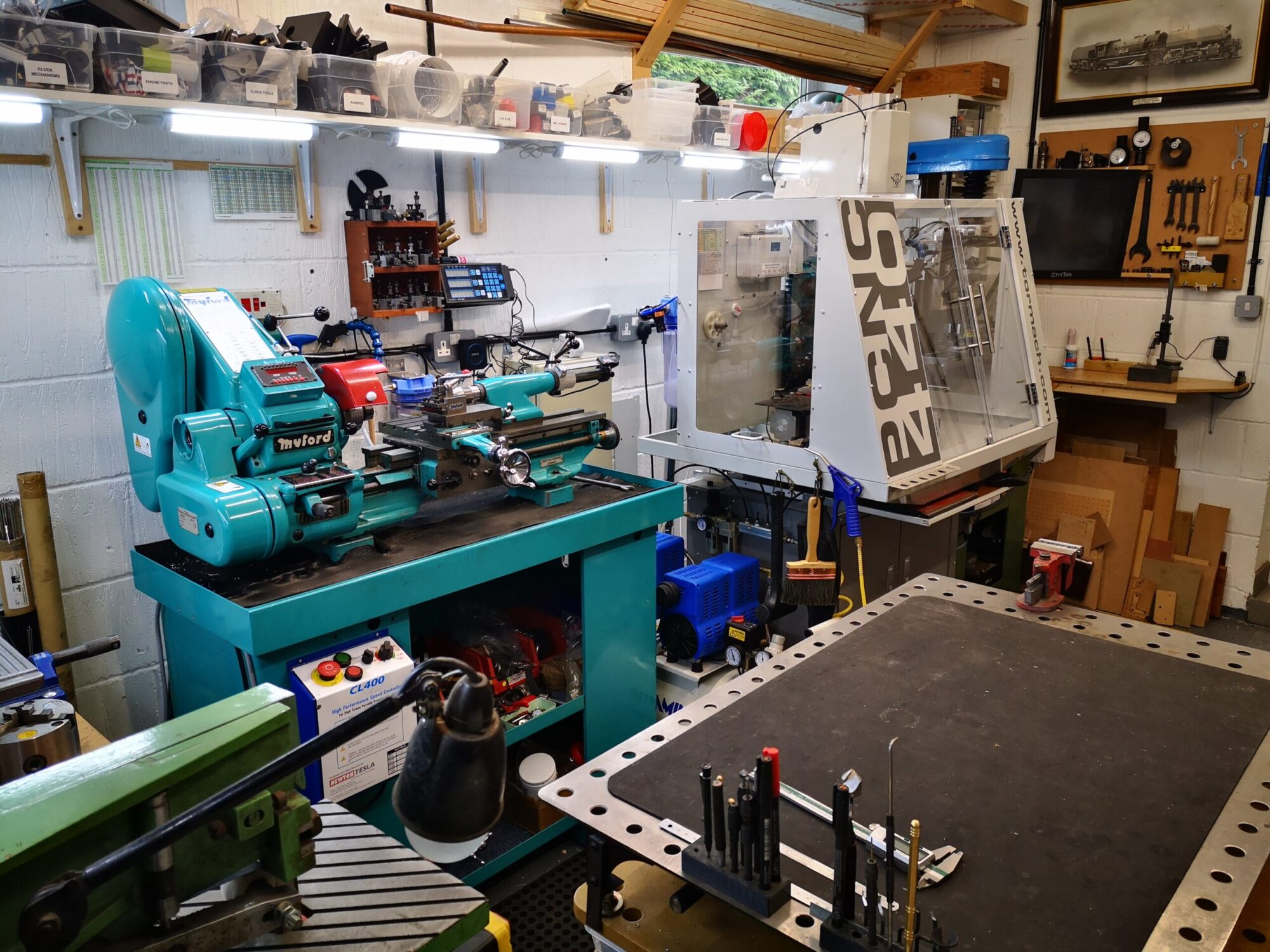 Woody's Workshop
